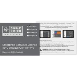 Key Digital KD-ProCL1 Enterprise Software License w/3-Yr Warranty