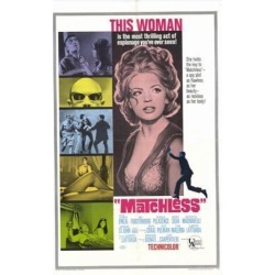 Posterazzi MOVGH4273 Matchless Movie Poster - 27 x 40 in. found on Bargain Bro Philippines from Newegg Canada for $42.53