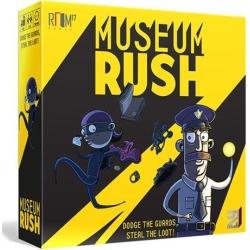 Museum Rush Board Game Ninja Division Publishing NJD411501