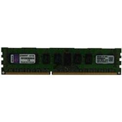 Kingston KVR1333D3D8R9S/4G 4 GB DDR3 SDRAM PC3-10600 (DDR3-1333) 240 Pin 1.5V ECC Registered Server Memory