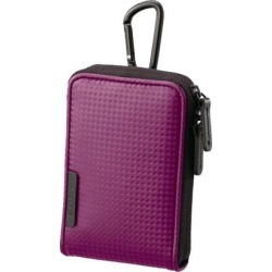 SONY LCS-CSVC/V Violet Carrying Case