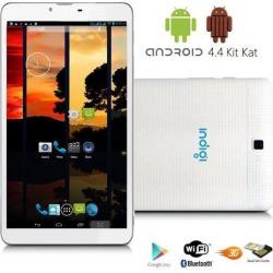 Indigi® Phablet 7' Android 4.4 Kitkat 3G Tablet Phone - GSM Unlocked - AT & T / T-Mobile -