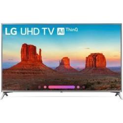 Recertified - .LG 70' Class 4K (2160) HDR Smart LED UHD TV w/AI ThinQ - 70UK6570