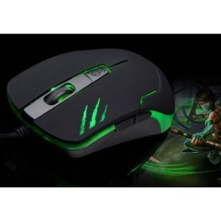 DOBACNER wired mouse light home office gaming mouse USB interface desktop notebook universal computer mouse
