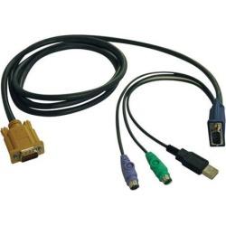 TRIPP LITE 15 ft KVM Cable