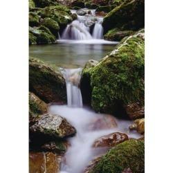 Posterazzi DPI1819871 Waterfall Peter Lougheed Provincial Park Alberta Canada Poster Print by Bilderbuch, 12 x 18