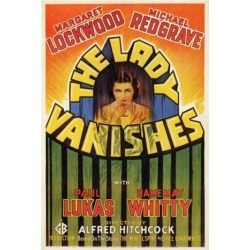 Posterazzi MOVIF7170 The Lady Vanishes Movie Poster - 27 x 40 in. found on Bargain Bro India from Newegg Canada for $42.58