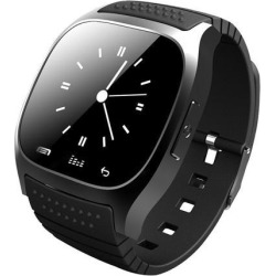 Bluetooth M26 wristwatch waterproof LED Display smartwatch with Dial Call Pedometer For Samsung Huawei Xiaomi Android phone