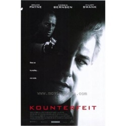 Posterazzi MOVAH4689 Kounterfeit Movie Poster - 27 x 40 in. found on Bargain Bro Philippines from Newegg Canada for $42.53