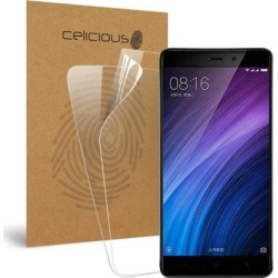 Celicious Vivid Invisible Glossy HD Screen Protector Film Compatible with Xiaomi Redmi 4 [Pack of 2] found on Bargain Bro India from Newegg Business for $6.95