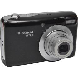 Polaroid iTT28 20MP 20x Zoom Digital Camera (Black)