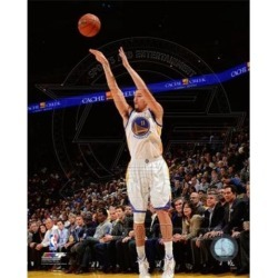 Posterazzi PFSAARO02301 Klay Thompson 2014-15 Action Sports Photo - 8 x 10 in.
