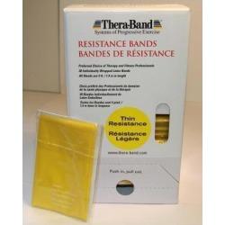 Thera-Band, ® Dispenser Packs-Yellow-Individual
