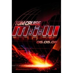 Mission: Impossible III Movie Poster (27 x 40)