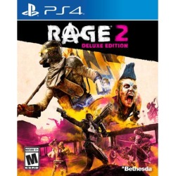 Rage 2 Deluxe Edition - PlayStation 4 found on Bargain Bro Philippines from Newegg for $29.99