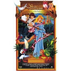 Posterazzi MOVEH1704 The Swan Princess III Movie Poster - 27 x 40 in. found on Bargain Bro Philippines from Newegg Canada for $42.58