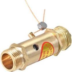 Air Compressor Pressure Relief Valve Release G 3/8' NPT Male Inlet 115 PSI Preset