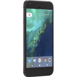 Google Pixel 32GB (Factory Unlocked) 5-inch 12.3 MP Android Smartphone (G-2PW4100) - Quite Black