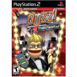 Buzz! The Hollywood Quiz (Game Only) Game