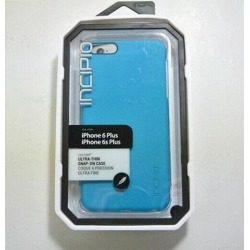 New OEM Incipio Feather Cyan Case For iPhone 6 Plus/6s Plus