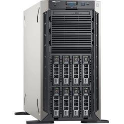 Dell PowerEdge T340 5U Tower Server - 1 x Intel Xeon E-2134 Quad-core (4 Core) 3.50 GHz - 8 GB Installed DDR4 SDRAM - 1 TB (1 x 1 TB) Serial.