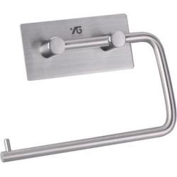 Paper Roll Holder Punch-free Adjustable Kitchen Bathroom Wall Organizer Rack