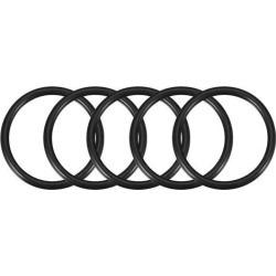 O-Rings Nitrile Rubber 40mm x 50mm x 5mm Seal Rings Sealing Gasket 5pcs