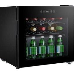 SPT WC-1686C Single Zone Compressor Wine Cooler, Black found on Bargain Bro India from Newegg for $162.99