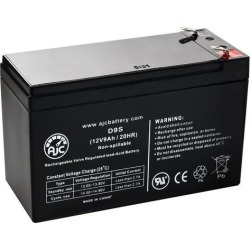 IBM UPS OP700AVR 12V 9Ah UPS Battery - This is an AJC Brand Replacement