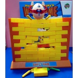 Creative Wall Demolish Game Interactive Game Children Learning Educational Toys for Kids