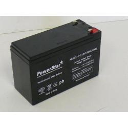 12V 7.2AH battery Home Depot by PowerStar