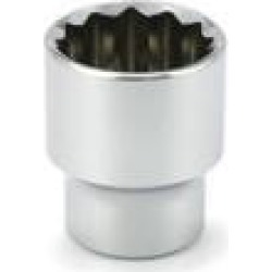 Apex Tool Group-Asia 518925 1/2-Inch Drive 32MM 12-Point Socket - Quantity 1