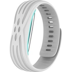 Smart Watch Blood Pressure Heart Rate Monitor Sports Fitness Tracker White