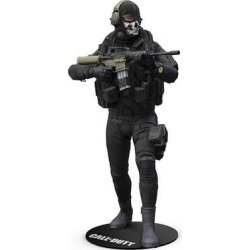Call of Duty 7 Inch McFarlane Action Figure - Ghost