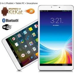 Indigi® Unlocked 7.0' Tablet 3G Smart Phone Android 4.4 Bluetooth WiFi Google Play Store