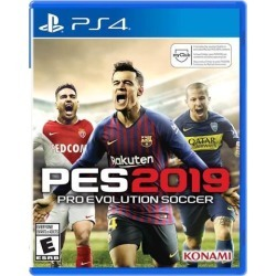 PES 2019: Pro Evolution Soccer - PlayStation 4 found on Bargain Bro India from Newegg Business for $56.90
