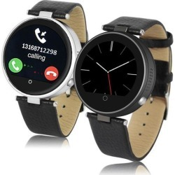 Fitness Bluetooth Water-Resistant SmartWatch Heart Rate Monitor for iOS Android