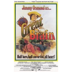 The Great Brain Movie Poster (27 x 40)
