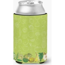 Fruits and Vegetables in Green Can or Bottle Hugger BB5135CC