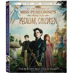 Miss Peregrines Home for Peculiar Children Blu-Ray Combo Pack