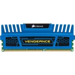 CORSAIR Vengeance 8GB 240-Pin DDR3 SDRAM DDR3 1600 (PC3 12800) Desktop Memory Model CMZ8GX3M1A1600C10B
