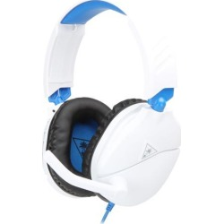 Turtle Beach Recon 70 Gaming Headset for PlayStation 4, PS4 Pro - White