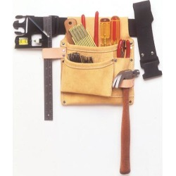 CLC IPK489X 3 Pocket Nail & Tool Bag With Polyweb Belt found on Bargain Bro Philippines from Newegg for $13.99