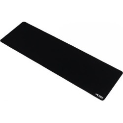 Glorious Extended Gaming Mouse Mat / Pad - XXL Large, Wide (Long) Black Mousepad, Stitched Edges 36'x11'x0.12' (G-E)