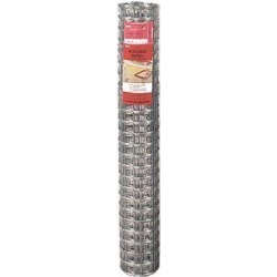 Mat 48' x 50' Econoline Welded Fence 308362B found on Bargain Bro Philippines from Newegg for $53.99
