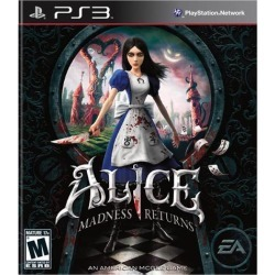 Alice: Madness Returns Playstation3 Game