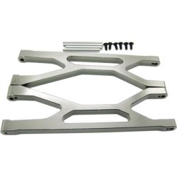 RC Alloy Front/Rear Upper Arm for Traxxas X-Maxx 7729 Monster Car Tianium