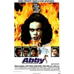 Abby Movie Poster (27 x 40) found on Bargain Bro India from Newegg Canada for $42.58