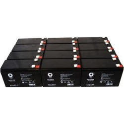 SPS Brand 12V 7 Ah Replacement Battery for APC Smart HP Smart 3000VA RM 3U 208V APC3TA UPS (12 PACK) found on Bargain Bro India from Newegg Business for $139.00