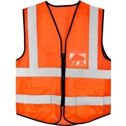 Reflective Mesh Design Security Vest for Jogging Traffic Safety Orange found on Bargain Bro India from Newegg Canada for $16.42